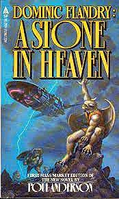 Poul Anderson, A Stone In Heaven.  #PoulAnderson  #DominicFlandry  #Scifi