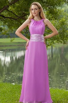 V-Neck Chiffon Purple Cocktail Dresses ted1674 - SILHOUETTE: A-Line; FABRIC: Chiffon; EMBELLISHMENTS: Ruched; LENGTH: Floor Length - Price: 149.8700 - Link: http://www.theeveningdresses.com/v-neck-chiffon-purple-cocktail-dresses-ted1674.html