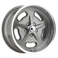 American Legend Wheels Racer Series Aluminum Wheel Size: 18 x 8 Bol Rims And Tires, Wheels And Tires, Rat Rod Pickup, American Racing Wheels, Volvo Amazon, American Legend, Truck Wheels, Custom Wheels, Unique Cars