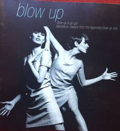 Various Artists: Blow up-Dancefloor classics from the legendary Blow up club CD (V2 1999)