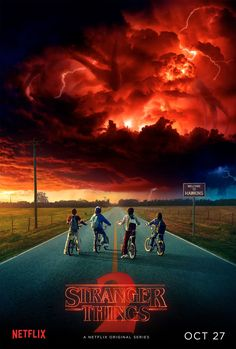 Stranger Things 2 premieres Friday, October 27 on Netflix. So Stranger Things 2 is coming out the Friday before, October Well, there's been an upd. Stranger Things Netflix, Stranger Things Saison 1, Stranger Things Tumblr, Stranger Things Season Two, Strange Things Season 2, Stranger Things 2 Poster, Stranger Things Monster, Stranger Quotes, Stranger Things Upside Down