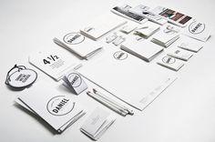Logo and Branding: Hotel Daniel | BP - Branding, Packaging and Opinion