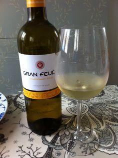 Mi Blog de Vinos: Gran Feudo Chardonnay 2012