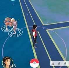 10 Priceless Screenshots Taken From Pokémon GO's Overworld Map