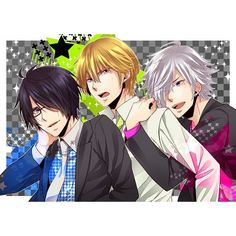BROTHERS CONFLICT found on Polyvore featuring polyvore
