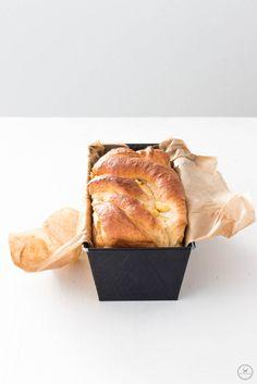 Hefezopf mit Apfel-Honig-Füllung & Alles neu!! | Backbube | Bloglovin'