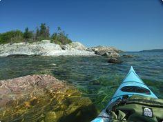 Sea Kayak Spirit of Lake Superior Park - Naturally Superior Adventures Sea Kayak, Lake Superior, Wilderness, Kayaking, Spirit, Adventure, Mountains, Park, Nature