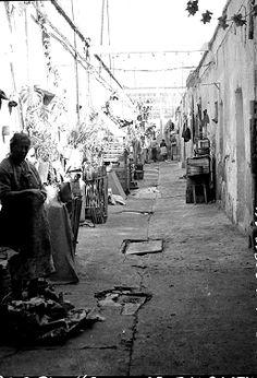 1945 Tepito, vecindad en la calle de Fray Bartolomé de la Casas # 24.