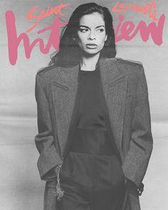 philoclea Saint Laurent's Interview Bianca Jagger by Fabrizio Massimiani 90s Fashion Grunge, 70s Fashion, Fashion History, Autumn Fashion, Vintage Fashion, Fashion Tips, Daily Fashion, Street Fashion, Fashion Dresses