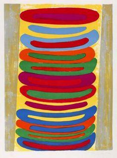 Terry Frost, Zebra, 1972
