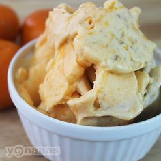 Orange Whip #Yonanas Recipe | Banana Ice Cream