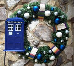 Doctor Who TARDIS TIME TRAVELER Lighted by SuperVixenBadGirl
