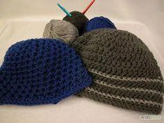 Imagem intitulada Crochet a Skull Cap Intro