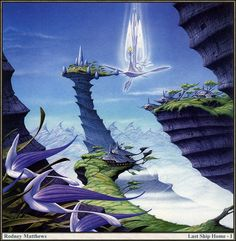 Last Ship Home by Rodney Matthews