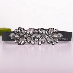 2016 Dreamlan Cummerbunds Women Crystal Glass Corset Bling Beaded Handmade Belts fajas Belts for Women for Coats Skirts DF001