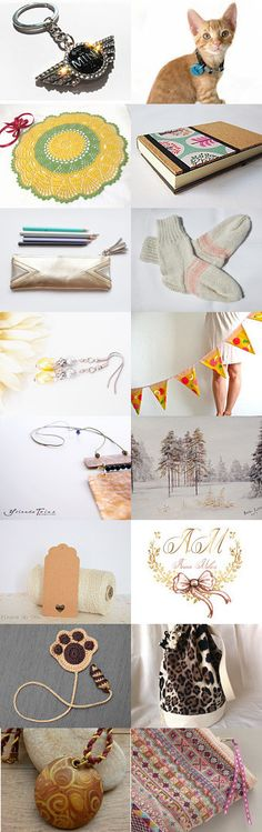 Lovely Gifts :) by Vilma Matuleviciene on Etsy--Pinned+with+TreasuryPin.com