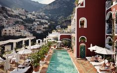 Amalfi Coast: Dramatic limestone cliffs, deep green valleys, impossibly fresh seafood: the beauty of southern Italy's Amalfi Coast is legendary. In Positano, pick from classic hotels like Le Sirenuse, with its decadent champagne-and-oyster bar, and Hotel Palazzo Murat, the summer residence of a 19th-century king of Naples.