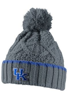 Keep Cozy in this UK Beanie!  Product: Nike University of Kentucky Women's Beanie