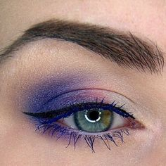 Colorful Bridal Look