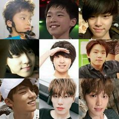 Glow up of Dino Mingyu Wonwoo, Seungkwan, Woozi, Seventeen Memes, Jeonghan Seventeen, Vernon Chwe, Seventeen Scoups, Pledis Entertainment, Meme Faces