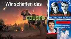 genial AfD August 2016 ein neuer Stern am düsteren Merkel CDU Himmel
