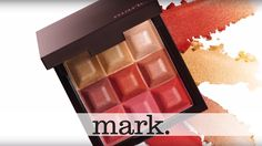 Introducing Touch & Glow Coral Face Palette | mark. Buy Avon Mark Makeup at https://mbertsch.avonrepresentative.com #makeup