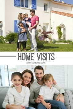 Home Visit Tips for Teachers. It is a great resource for teachers to prepare home visits. Tips for conducting preschool and Head Start home visits + printable forms to help teachers organize and prepare! Head Start Preschool, Head Start Classroom, Teaching Kindergarten, Preschool Classroom, Preschool Activities, Classroom Ideas, Early Education, Early Childhood Education, Physical Education