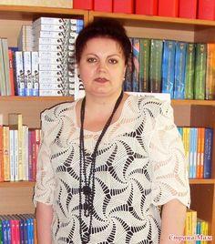 Delicadezas en crochet Gabriela: Blusa y manton