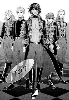 Чтение манги Званый ужин вампира 2 - 9 - самые свежие переводы. Read manga online! - ReadManga.me