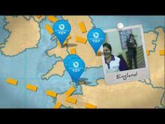 Queen's Baton Journey Video