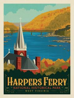 Anderson Design Group – American Travel – Harpers Ferry, West Virginia