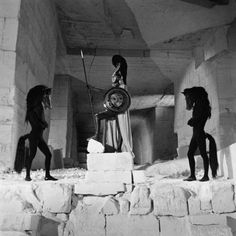 The Testament Of Orpheus - a film by Jean Cocteau