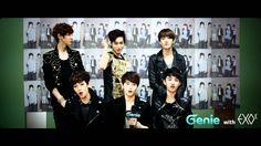 EXO-K_AR SHOW with Genie_INTERVIEW (+playlist)