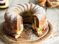 Liebestrunken dank Marmorkuchen mit Eierlikör und Nutella