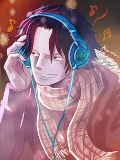 Ace, One Piece