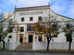 Teatro Lethes in Faro, the Algarve, Portugal Algarve, Faro Portugal, Spain And Portugal, The Places Youll Go, Cool Places To Visit, Travel And Leisure, Vacation Spots, Portuguese, Trip Planning
