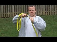 Great DIY suspension Trainer. It's not as great looking as the TRX, but it works the same and costs a fraction of price of the TRX.