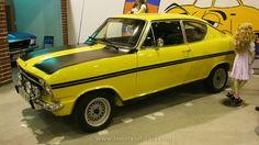 Opel Kadett B Rallye Coupe   1967-1970, Germany