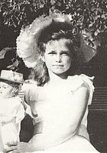 Marie  Romanova (1899-1918) — Grand Duchess, the third daughter of Emperor Nicholas II and Empress Alexandra Fyodorovna.