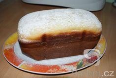 Recept Tvarohová bábovka z domácí pekárny - Tvarohová bábovka z domácí pekárny