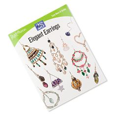 "Book, ""Elegant Earrings"" from Bead"
