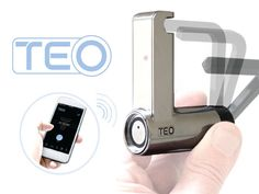 TEO: The future of the padlock is here. by OckCorp — Kickstarter