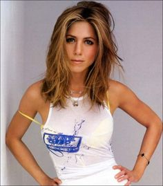 Jennifer Aniston's Hair Secrets-08 | Hairstyles, Easy Hairstyles For Girls