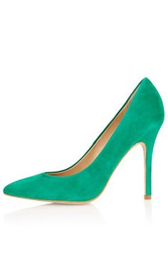 GWENDA Pointed Court Shoes Topshop
