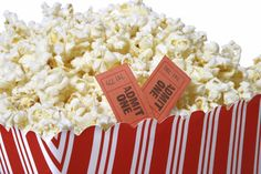 Enjoy that movie popcorn smell and taste, without the costly trip to the theater! Bonus: it's organic!