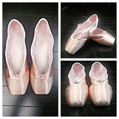 #chacott #veronese #pointe #pointeshoes #ballet #danzarcorp