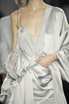 grey lingerie