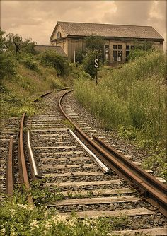 ˚Abandoned Railway - Alsace, France