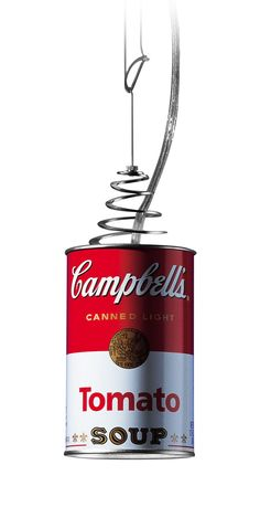 Sospensione Canned Light