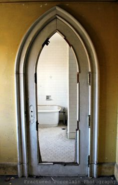 Abandoned Ravenloft Castle  http://www.facebook.com/fracturedporcelainphotography